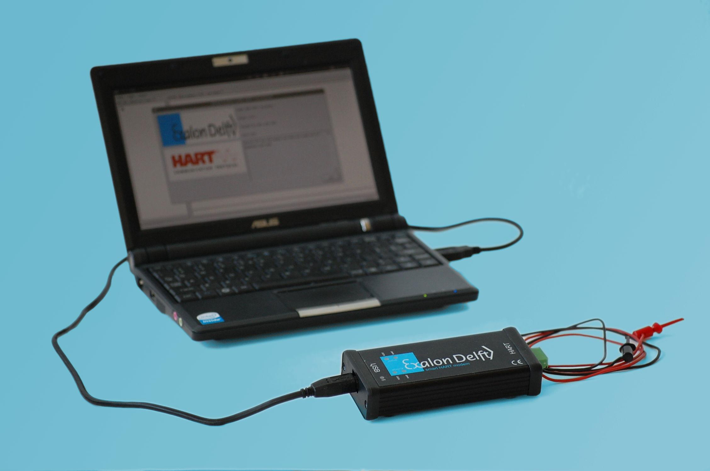 Smart HART Modem